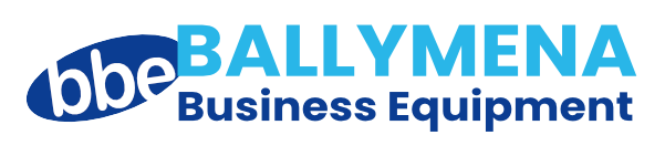Ballymena Business Equipment Logo