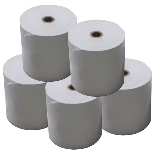 80mm  THERMAL ROLLS PK 20