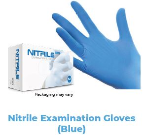 aql 1.5 medium gloves nitrile pk 100