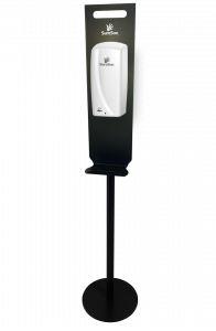 XP2 Pole Stand for COV0255 Dispenser
