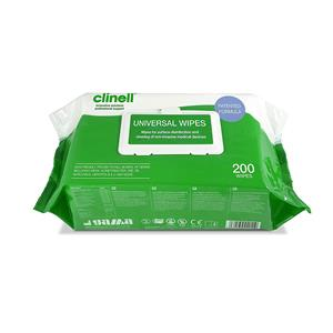 Clinell Sanitising Wipes (220 x 280mm)