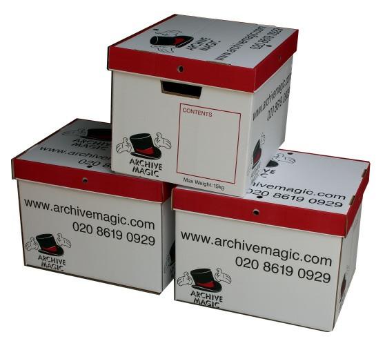 Archive Magic Storage Box