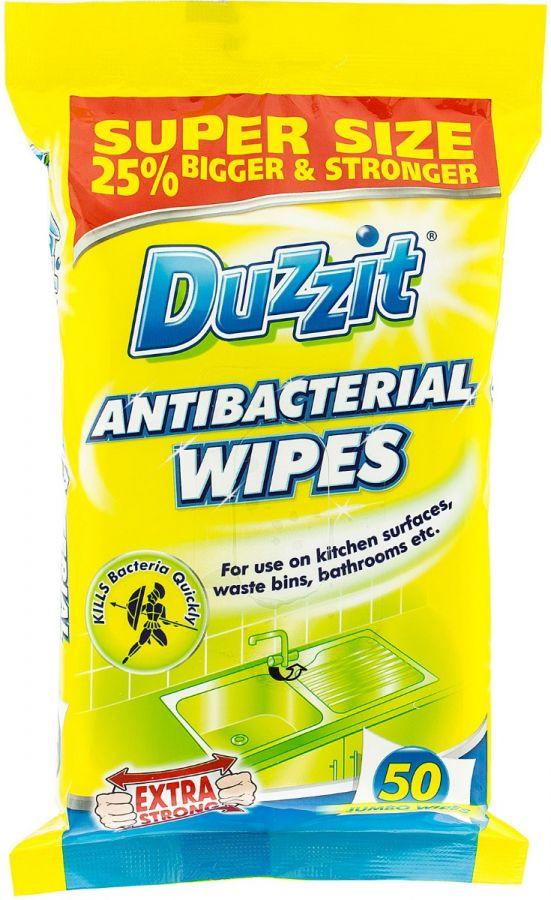 Anti-Bacterial Surface Wipes JumboPack