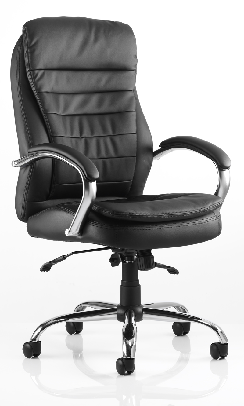 Twin lever Leather Executive chair