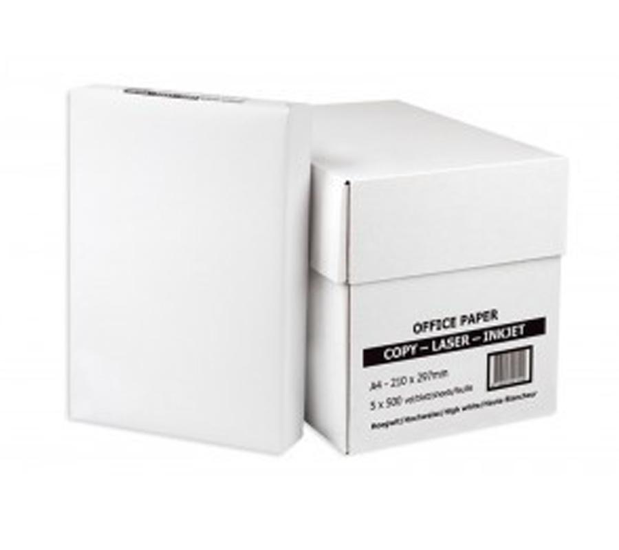 EOE A4 Copier paper Bx2500 sheets