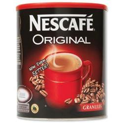 Nescafe Orig Coffee Granules 750g CC343