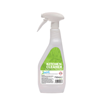 2Work Kitchen Cleaner Degreaser 750ml 2W03987
