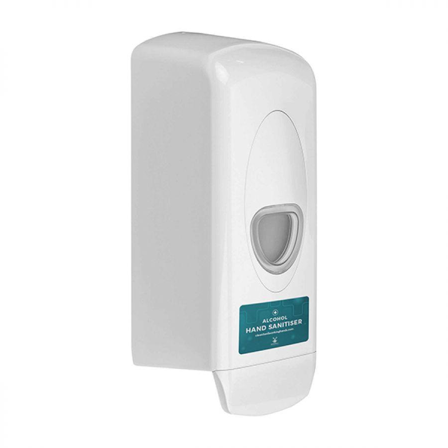 One Litre Wall Hand Sanitiser Dispenser