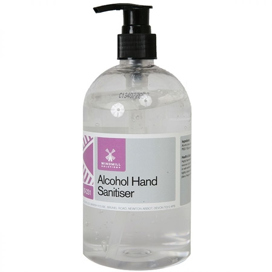 Windmill Hand Sanitiser, 450ml