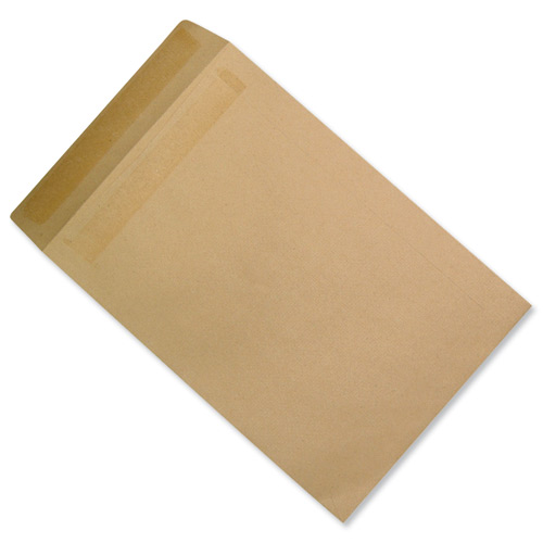 02274 C4 Manilla Plain Envelopes BX250