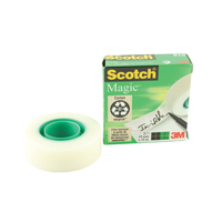 Scotch Magic Tape 19mmx33m 8101933