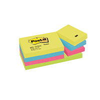 Post-it Notes 38 x 51mm Energy Colours 653TF