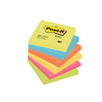 Post-it Notes 76 x 76mm Energy Colours 654TF