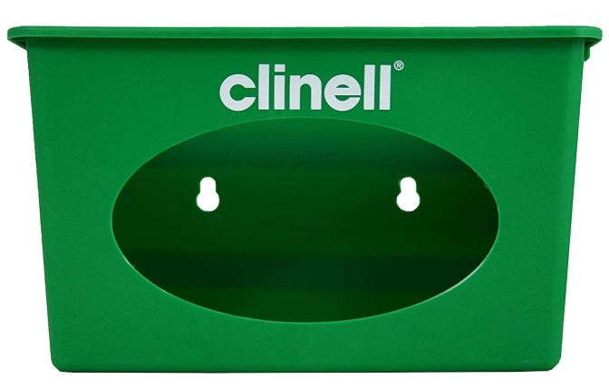 Clinell Plastic Wipes Dispenser