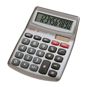 GENIE 540 10 DIGIT DESK CALCULATOR 10272