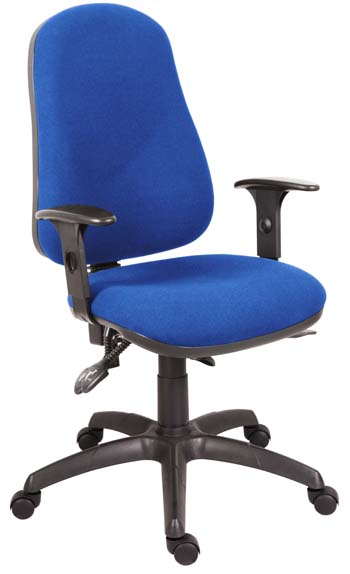 ERGO COMFORT EXEC OPERATOR CHAIR BLACK