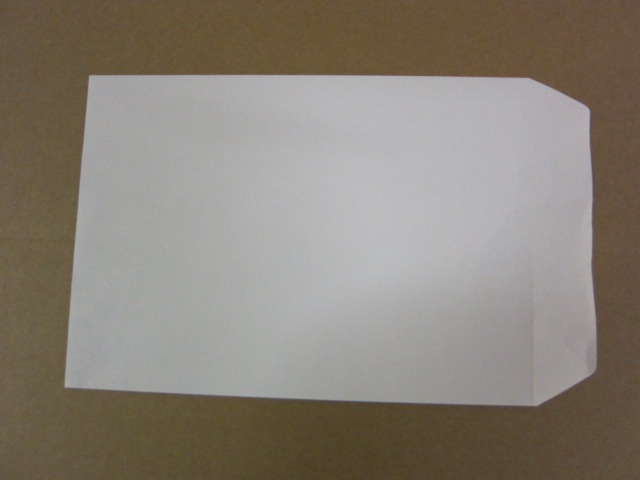 C5 WHITE 90GSM PLAIN S/SEAL ENVS BX500