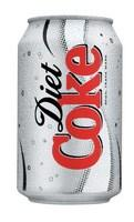 DIET COKE CANS PK24