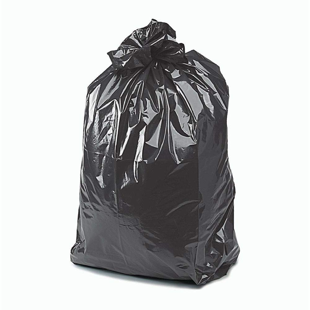 BLACK REFUSE SACKS 18 X 29 X 39 pk200 hd