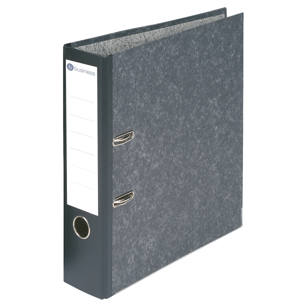 5 Star Eco Lever Arch File A4 Recycled Cloud