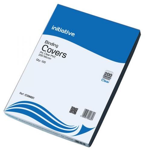 Initiative Pvc 200 Mic Cover Board Pk100