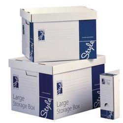 Style Optima Storage Box 430x355x290m