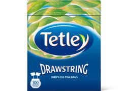 Tetley Drawstring Tea Bag (100)