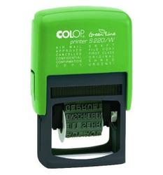 Colop S220/W Green Line Self-Inking Word Stamp 3220/W