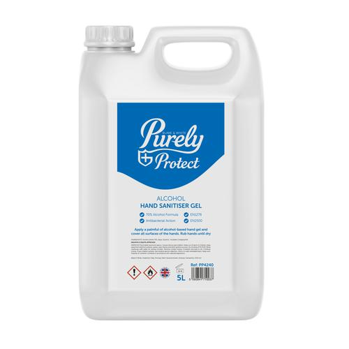 Purely Protect Hand santiser 5 litre