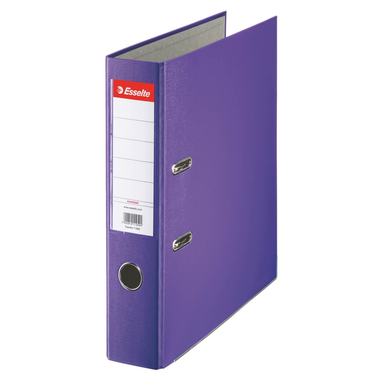LEVER ARCH FILE - PVC A4 70mm PURPLE - MULTI BUY DISCOUNT AVAILABLE!!