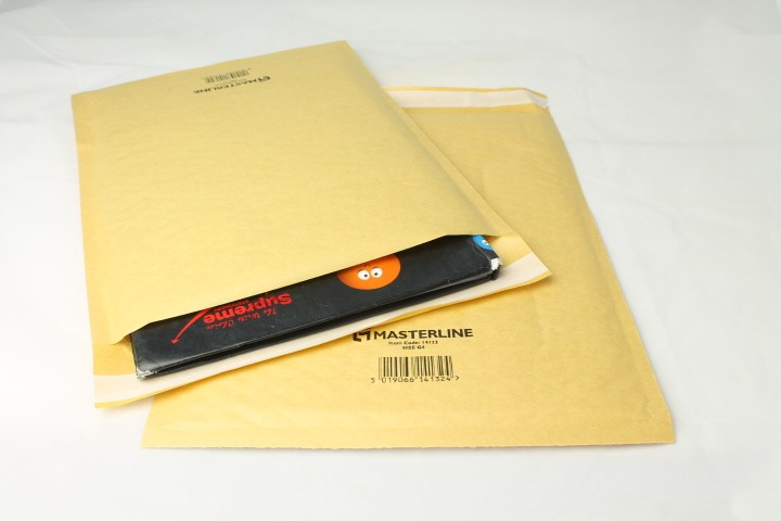 MASTERLINE GOLD BAGS B/00 120x210mm (200)