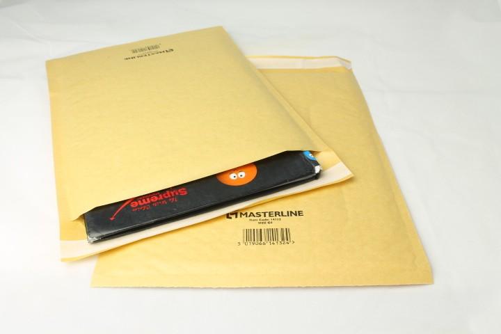 MASTERLINE GOLD BAGS E/2 220x260mm (100)