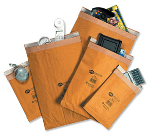 SEALED AIR MAIL LITE MAILERS D/1 GOLD INT 180MM X 260MM BOX 100
