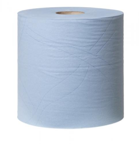 FLOORSTAND 3ply BLUE ROLL 360mm x 370m - ORDER 5 OR MORE FOR BULK DISCOUNT!!