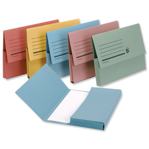 DOCUMENT WALLETS F/SCAP ASSORTED