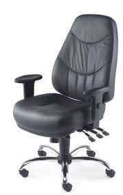 PSI MERCURY MM2 EXECUTIVE LEATHER CHAIR