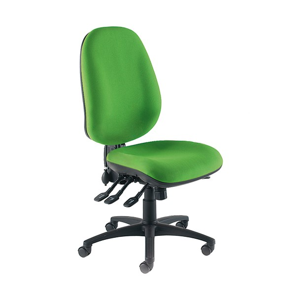 PSI EXTRA HIGH BACK LARGE SEAT WITH INFLATABLE LUMBAR TASK CHAIR