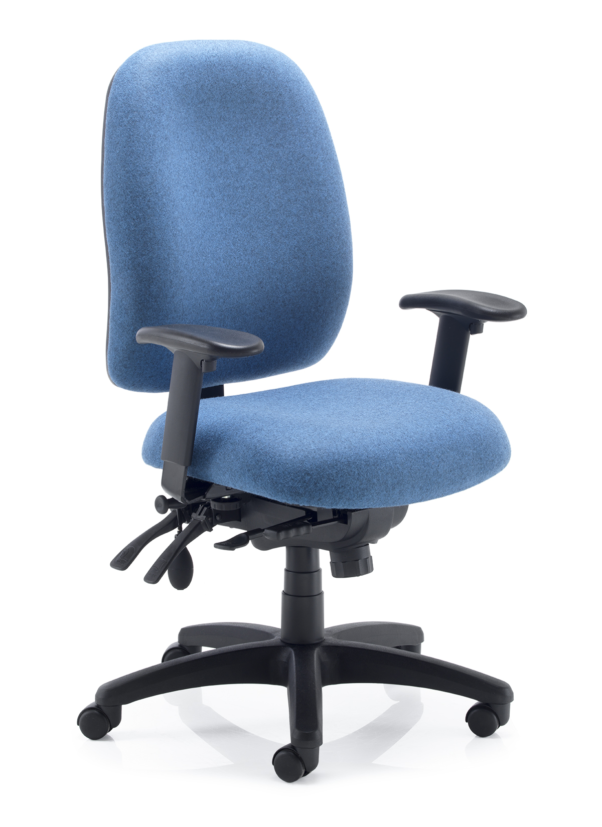 PSI HIGH BACK POSTURE CHAIR WITH ARMS