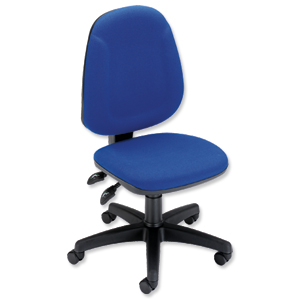PSI YOH CHAIR HIGH BACK COBALT