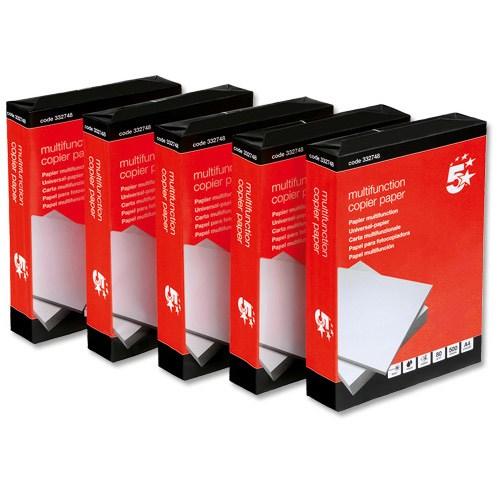 FSC Contract Paper Box 5 Reams