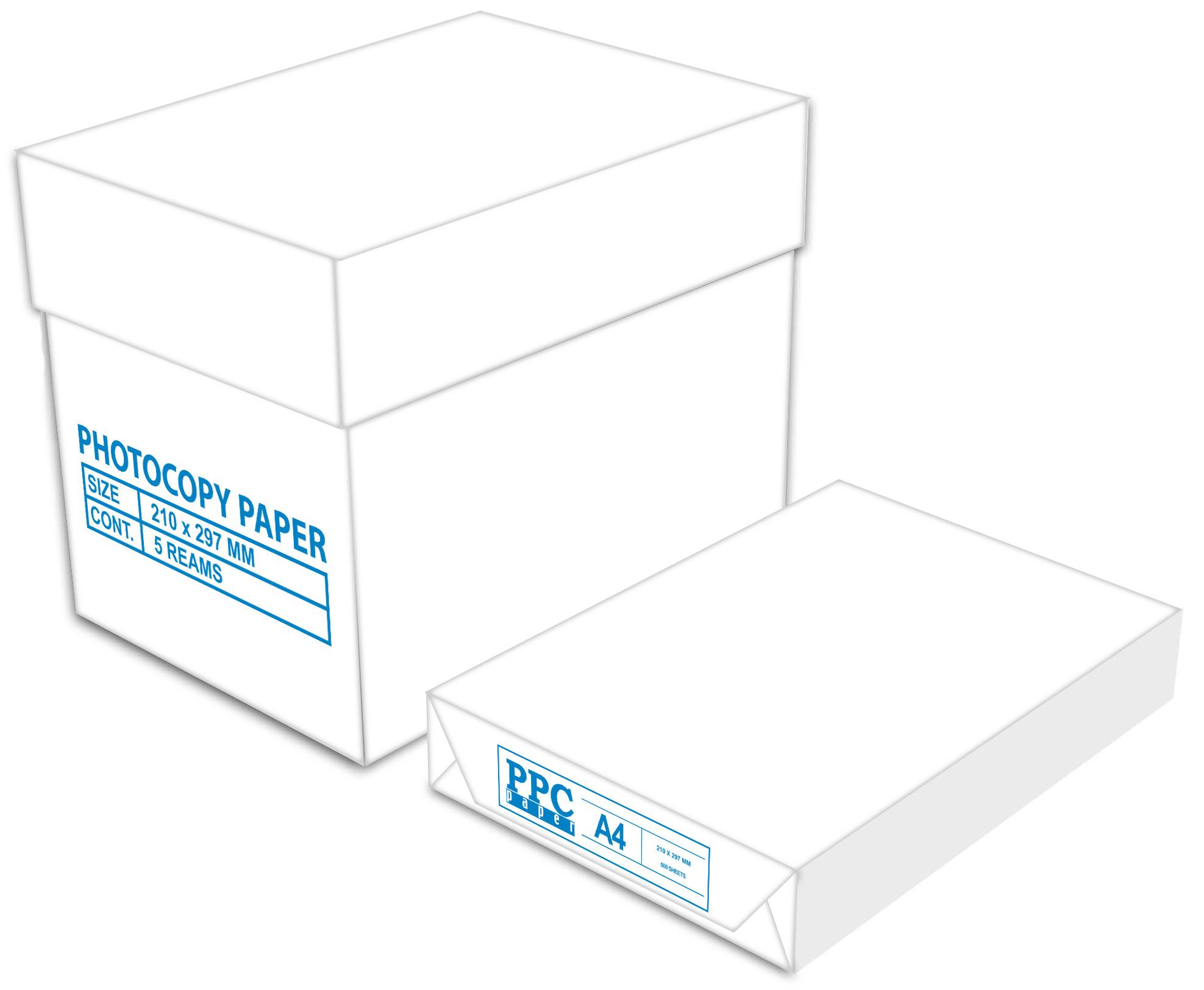 A4 Paper Box 75gsm (2500Sheets)