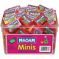 Free Gift Over £250 + VAT (1 Gift Per Order) Maoam Minis Chews 40 Sweets