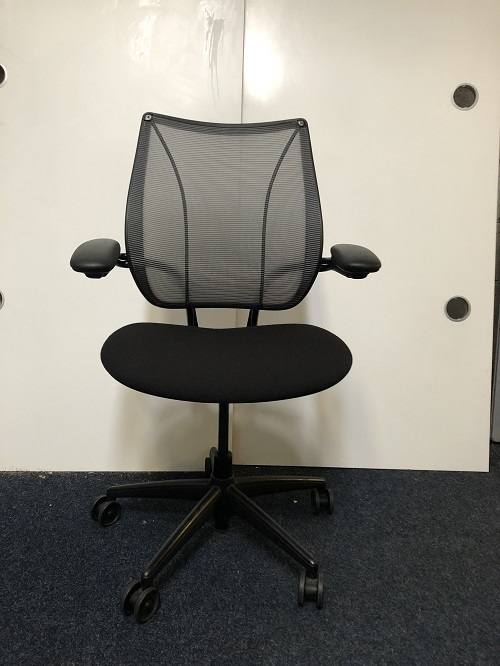(USED) HUMAN SCALE LIBERTY TASK CHAIR