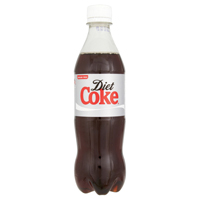 Diet Coke 500ml Bottle Pack 24 100187