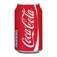 Coca-Cola Soft Drink 330ml Can   402002