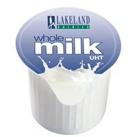 Lakeland Full Fat Milk Pots Pk 120 A01982