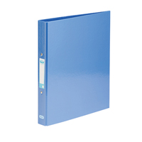 Elba Classy Ring Binder A4 25mm Metallic Blue 400017757