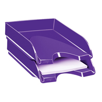 CEP Pro Gloss Letter Tray Purple 200G