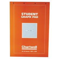Chartwell Graph Pad A3 30 Leaf J13B