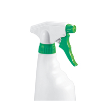 Trigger Spray Bottle Green Pk4 923GW7